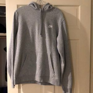 Nike sweatshirt with hood